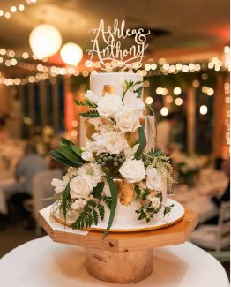 INDUSTRIAL Cake Flowers  Image by Jade Norwood.